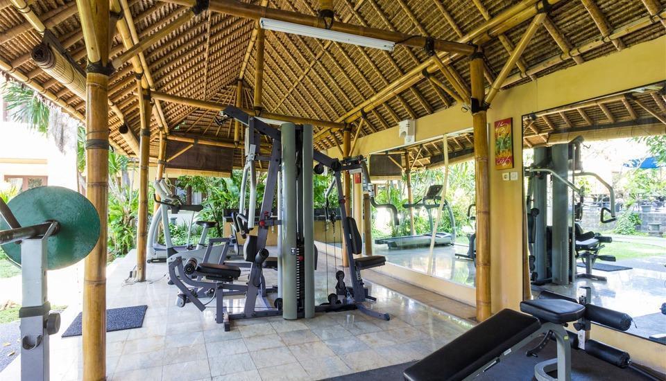 RedDoorz near Petitenget Beach 2 Bali - Pusat Kebugaran
