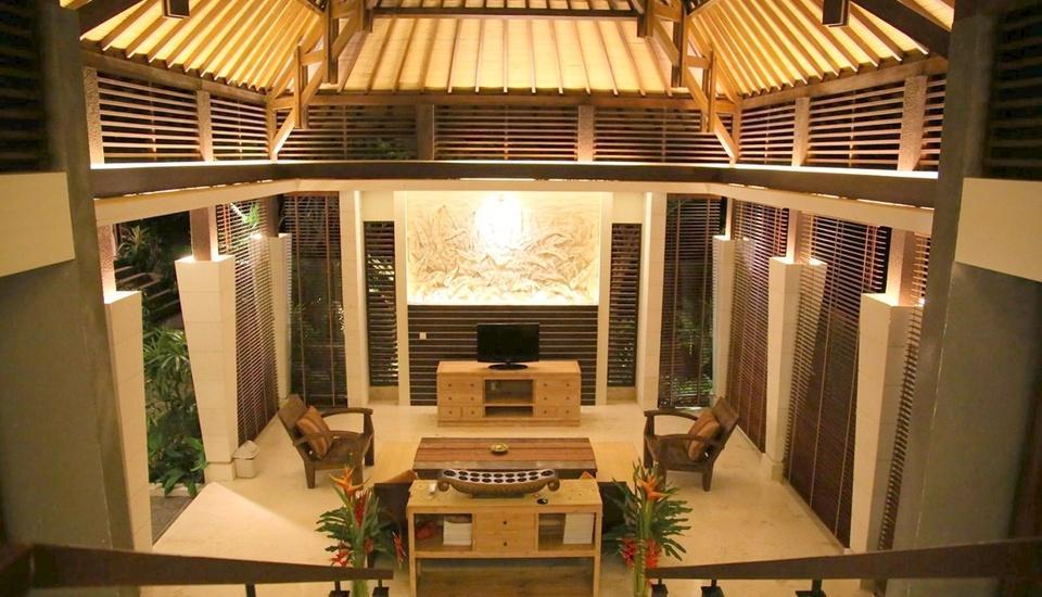 Andakara Villa Bali - Interior