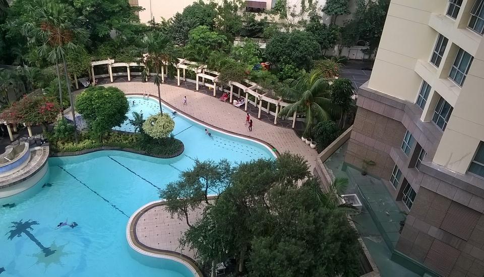 Allson Oasis Apartment Jakarta Jakarta - Kolam Renang