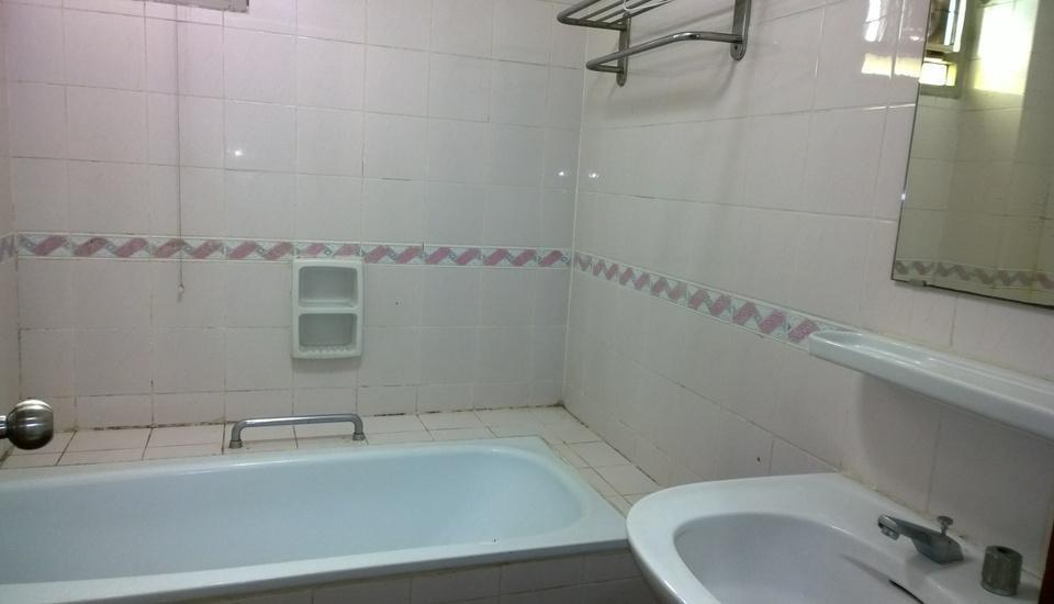Allson Oasis Apartment Jakarta Jakarta - Three Bedroom Regular Plan