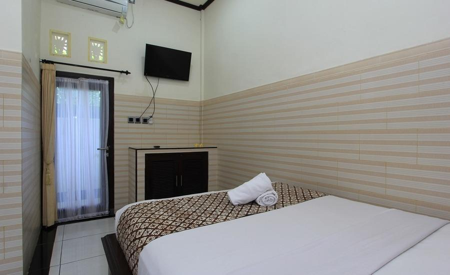 RedDoorz near Taman Ayun Mengwi - RedDoorz Room Regular Plan