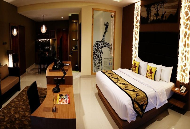 Royal Safari Garden Resort and Convention Bogor - Kamar