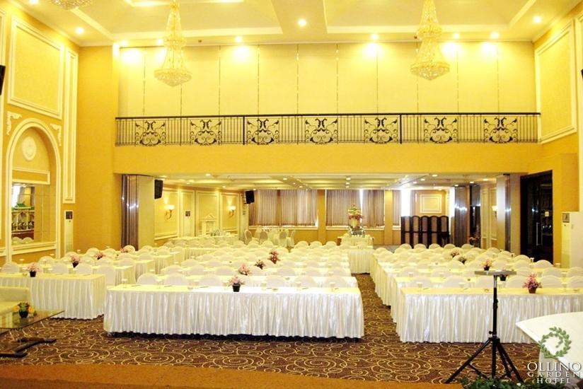 Ollino Garden Hotel Malang - Event Seminar