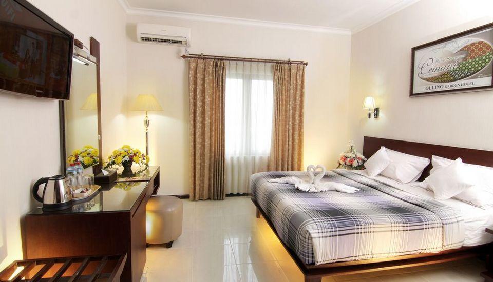 Ollino Garden Hotel Malang - Moderate