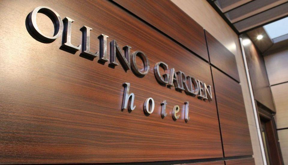 Ollino Garden Hotel Malang - Reception