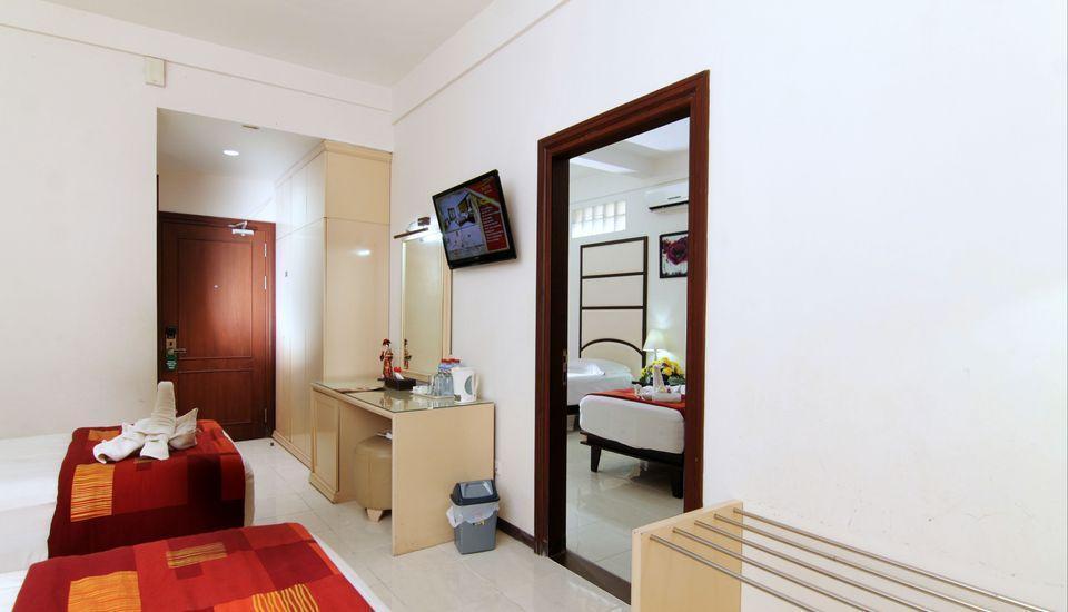 Ollino Garden Hotel Malang - Family Room Save 10%