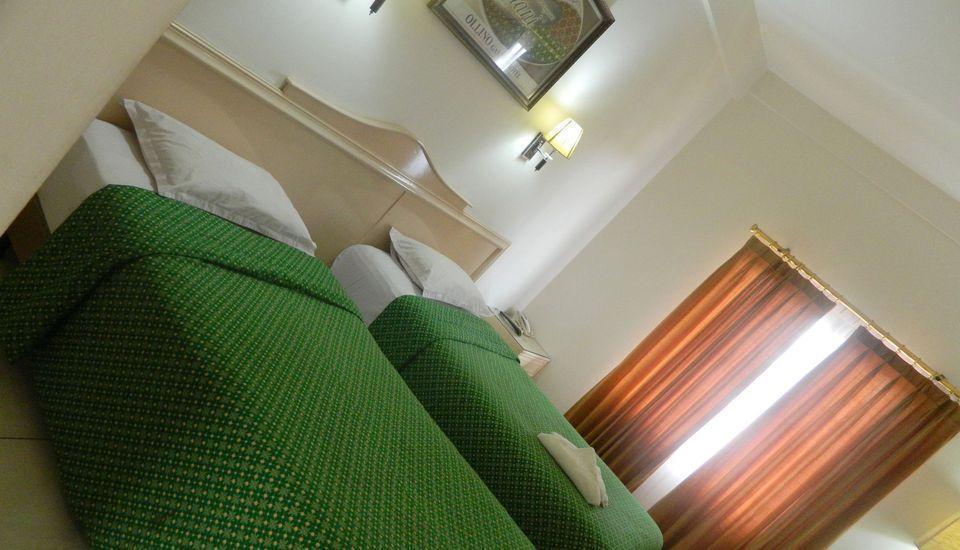 Ollino Garden Hotel Malang - Superior Twin Save 10%