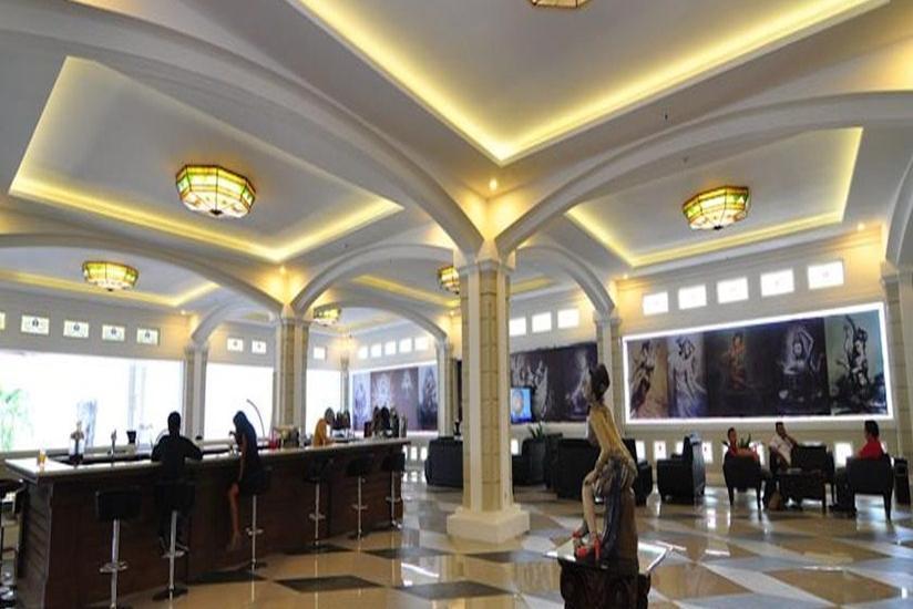 Hotel The Sahid Rich Jogja - Lobi