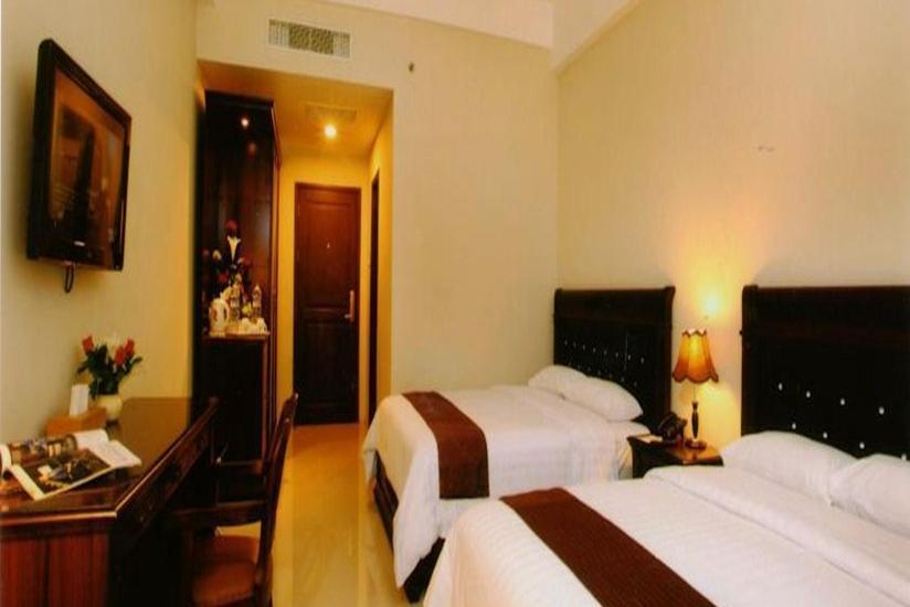 Hotel The Sahid Rich Jogja - Kamar Tamu