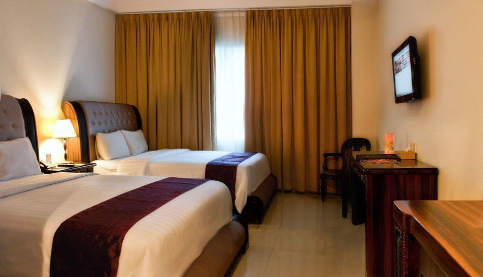 Hotel The Sahid Rich Jogja - Kamar Deluxe