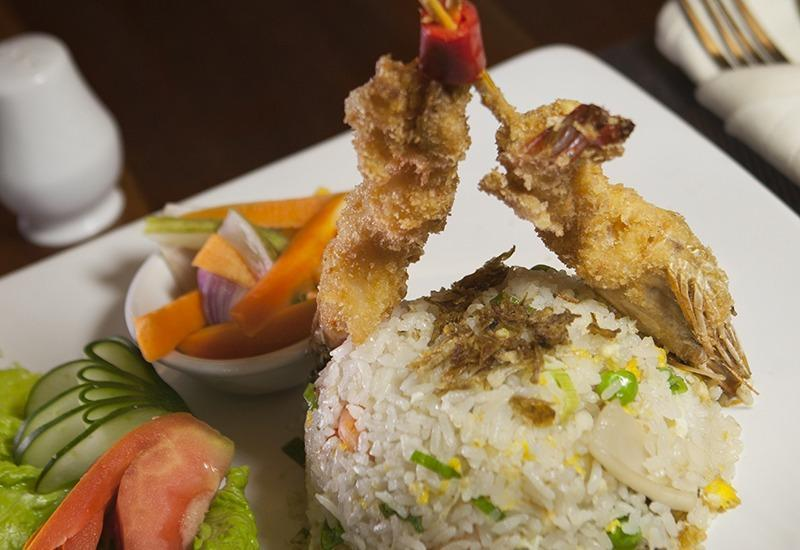 Hotel The Sahid Rich Jogja - Fried Rice