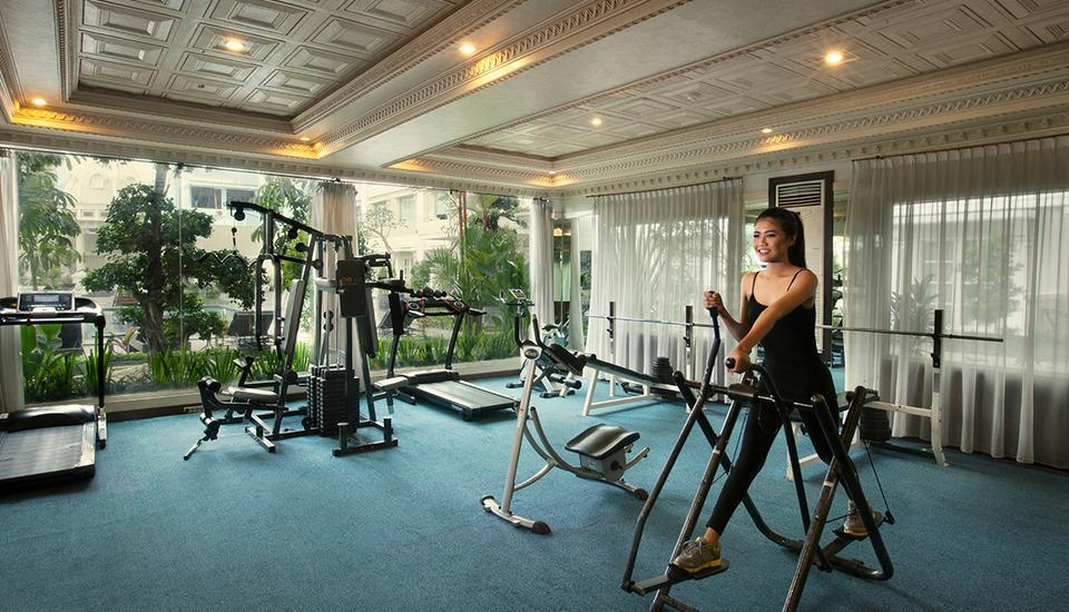 The Rich Jogja Hotel Jogja - Fitness center