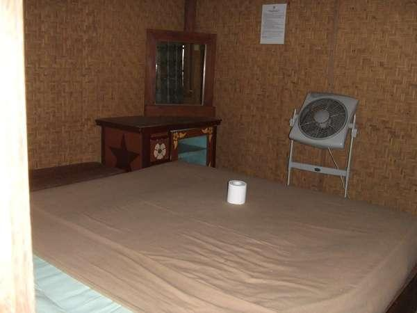 Coral Beach 2 Bungalow Lombok - Standard Room with Fan Regular Plan