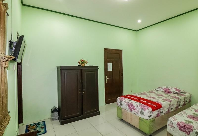 NIDA Rooms Gang Merpati Condong Catur Jogja - Double Room Single Occupancy Special Promo