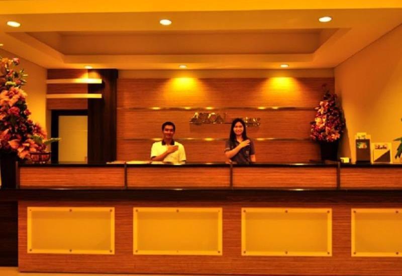 Aston Ketapang City Hotel Pontianak - lobby