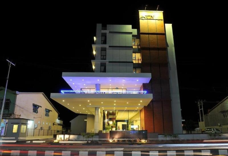 Aston Ketapang City Hotel Pontianak - view