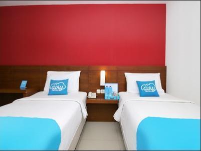 Airy Serpong Boulevard BSD Timur AH 2 Tangerang Selatan - Standard Twin Room with Breakfast PEGI_Nov_5