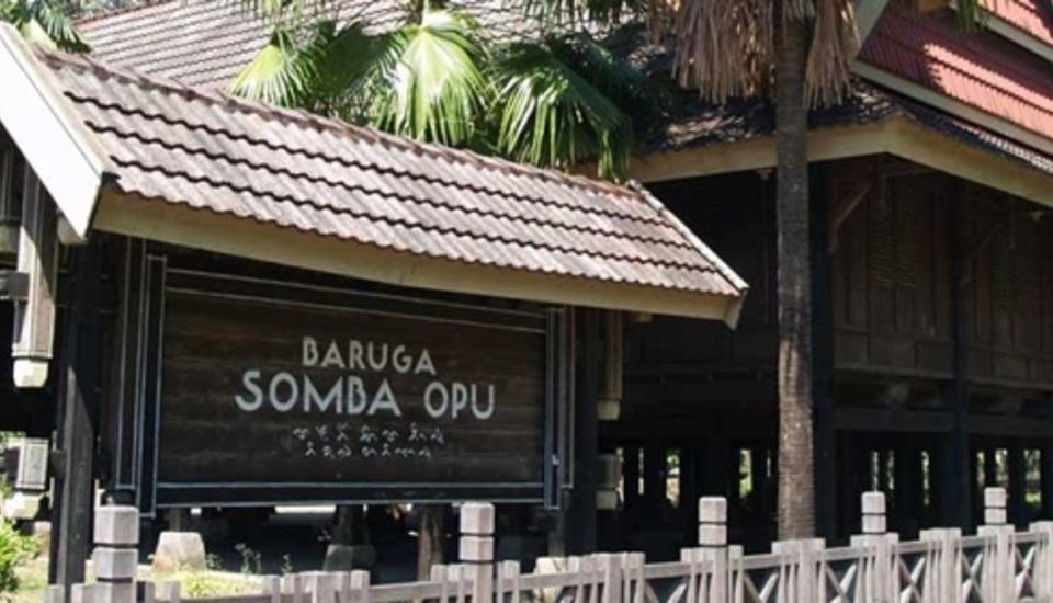 Hotel Makassar Mulia  Makassar - BENTENG SOMBA OPU