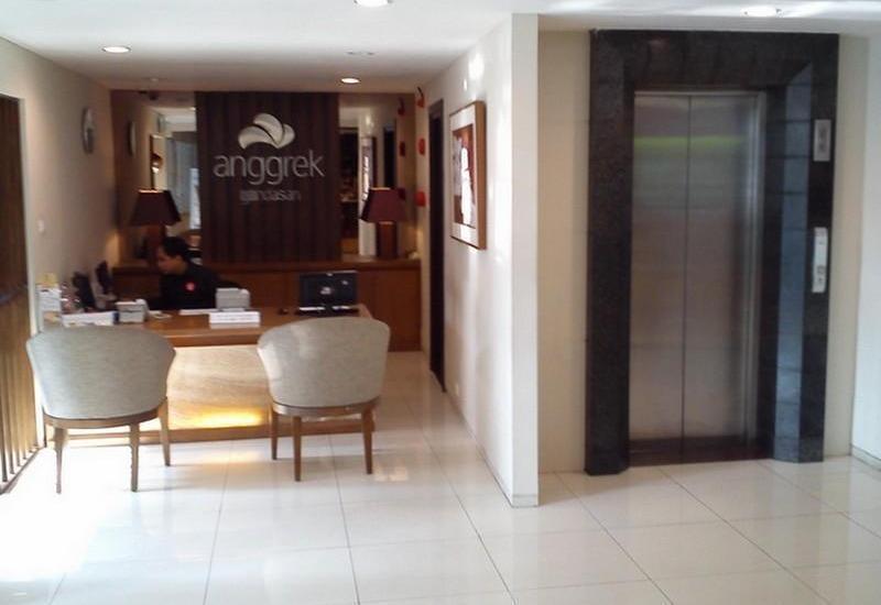Anggrek Gandasari Hotel Bandung - Lobby