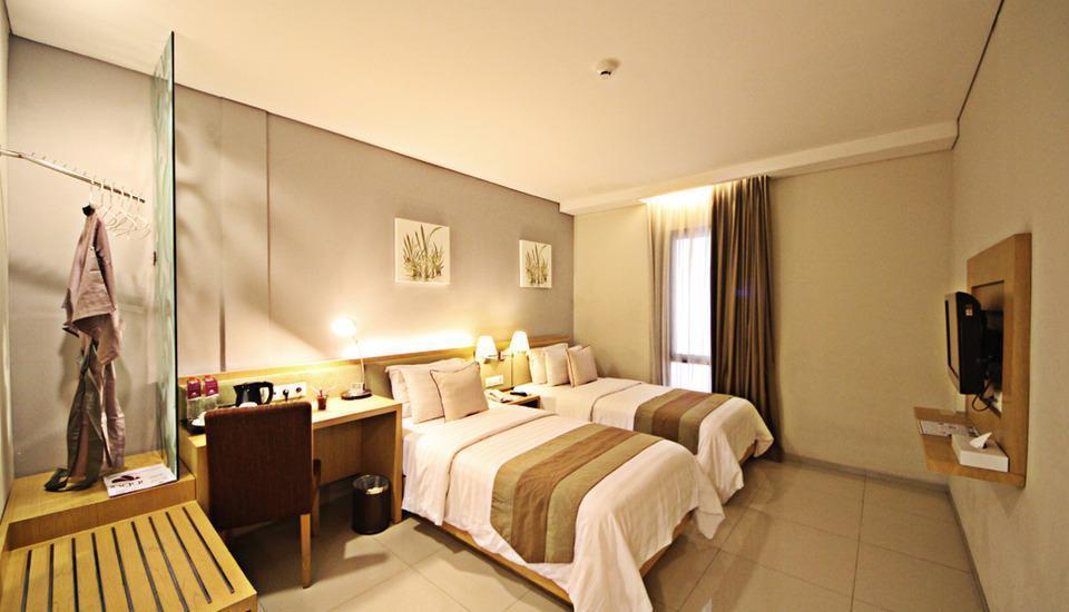 Anggrek Gandasari Hotel Bandung - KAMAR SUPERIOR