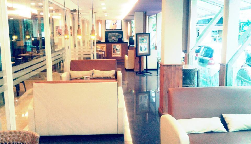 Anggrek Gandasari Hotel Bandung - LOUNGE AND COFFEE SHOP
