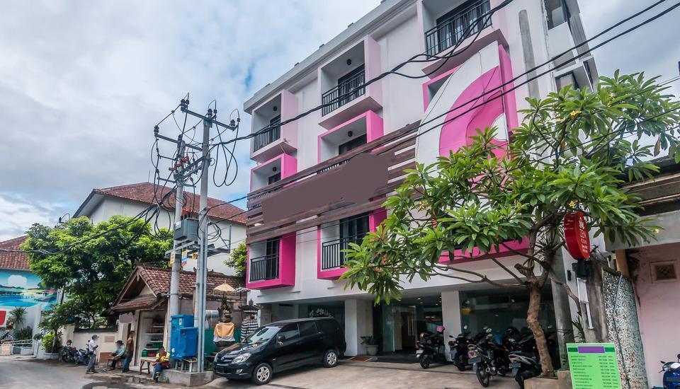 ZenRooms Legian Troppozone Thematic Bali - Tampak luar