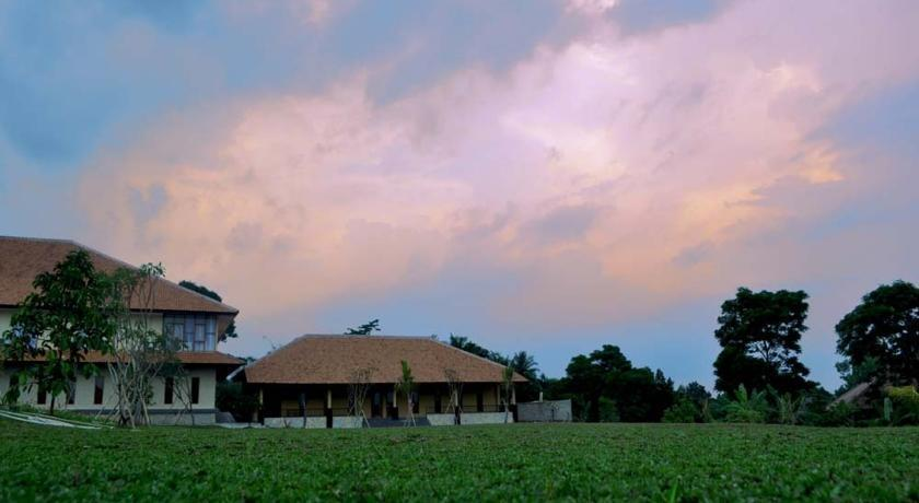 Bumi Tapos Resort Bogor - Hotel View