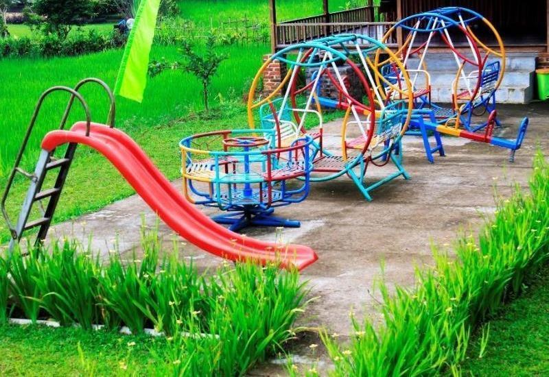 Bumi Tapos Resort Bogor - Kids Playground