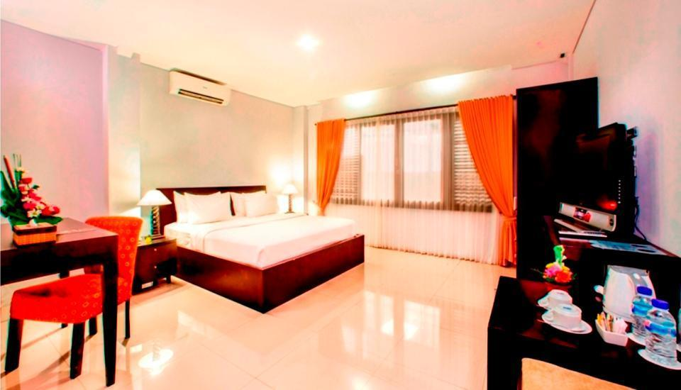 The Radiant Hotel Bali - Standard Room Only Booster 40% - Free 24 hours airport shuttle