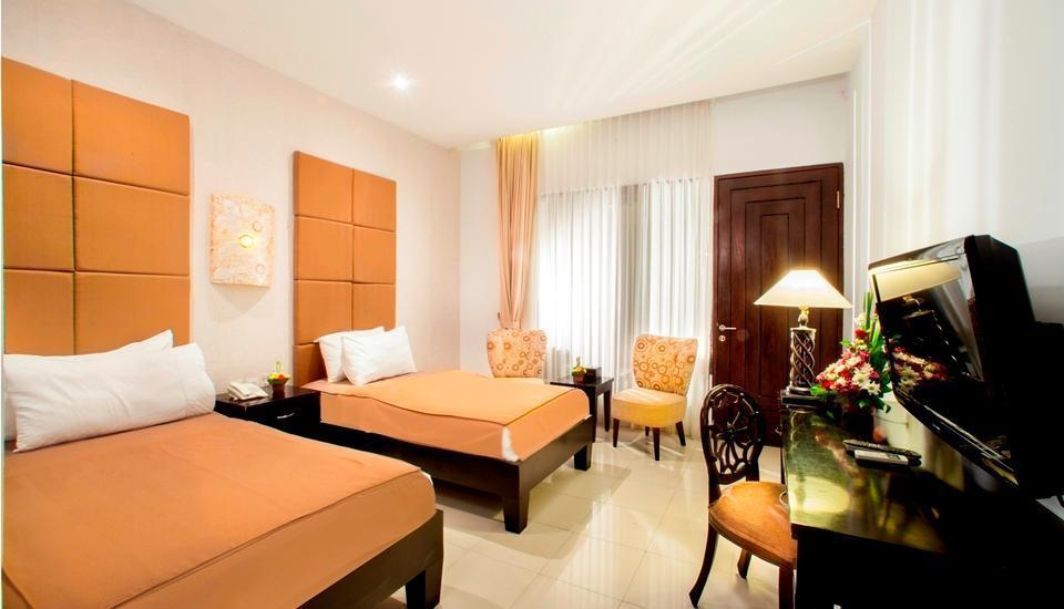 The Radiant Hotel Bali - Kamar Superior