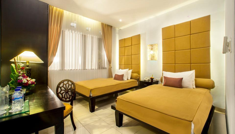 The Radiant Hotel Bali - Family Suite Two Bedroom Minimum Stay