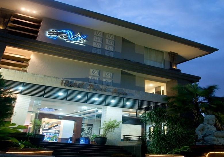 Hotel Puri Ayu Bali - Eksterior
