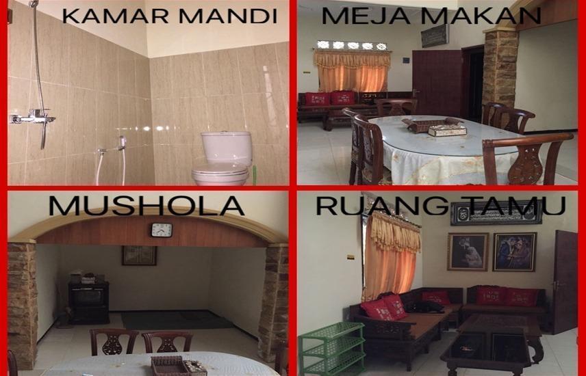 Siguragura Homestay Syariah Malang - Interior