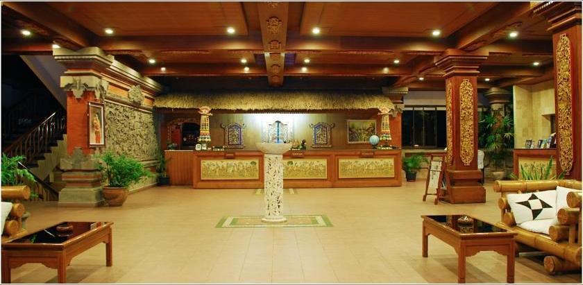 Sari Segara Resort & Spa Bali - Resepsionis