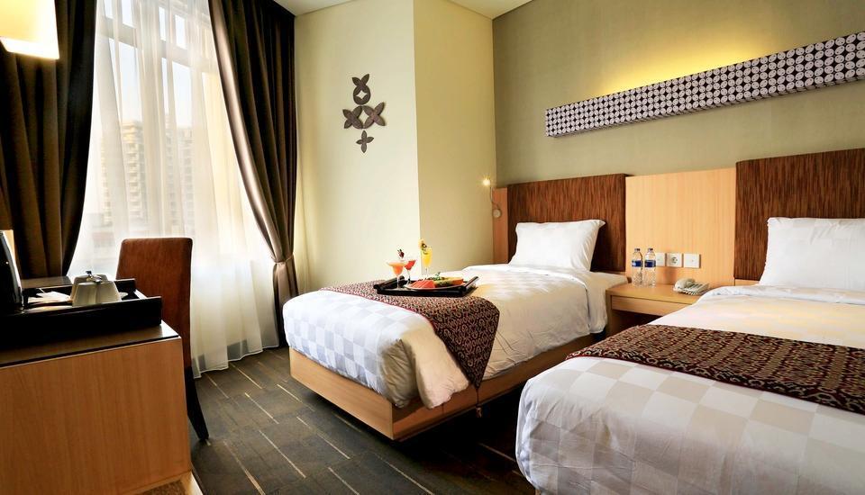 Cipta Hotel Pancoran - Superior room