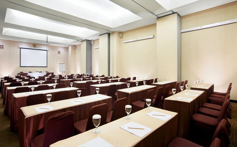 Cipta Hotel Pancoran - ruangan rapat