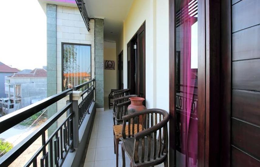 Ramantika Bali House Bali - Balkon