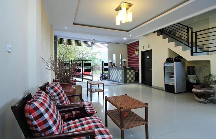 Ramantika Bali House Bali - Lobi