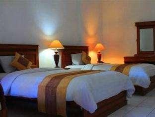 Bali Sandy Resort Bali - Tempat tidur twin