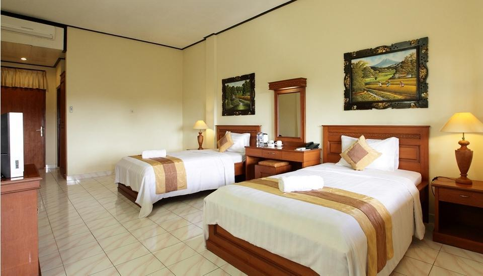 Bali Sandy Resort Bali - Standard Room Only Regular Plan