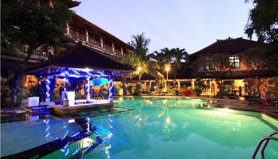 Bali Sandy Resort Bali - Kolam Renang