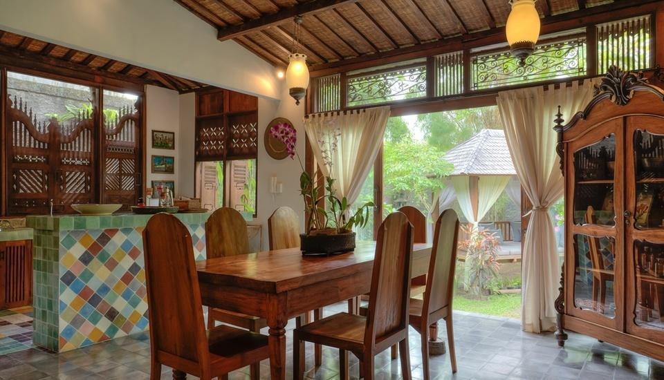 Villa Kampung Kecil Bali - Executive One Bedroom - Room Only Basic Deal Discount 30%