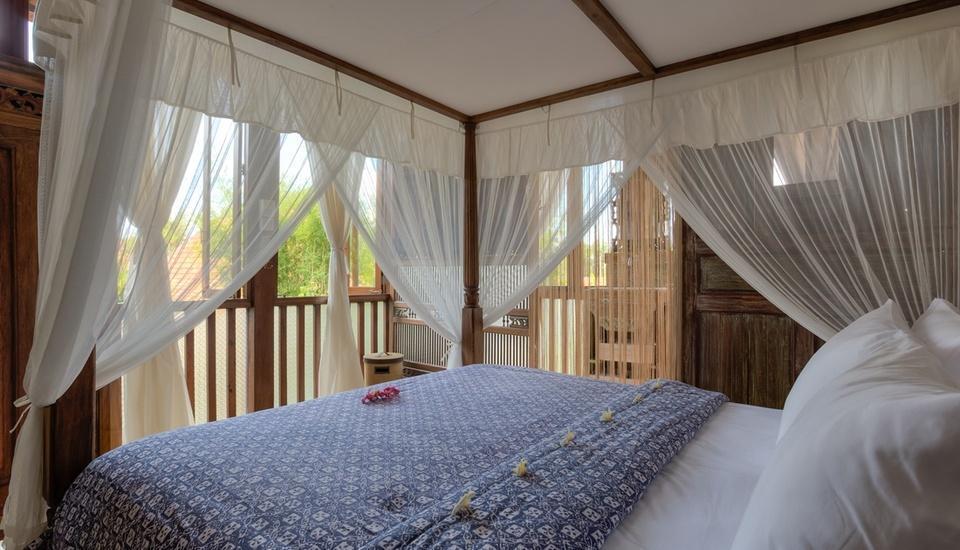 Villa Kampung Kecil Bali - Two Bedroom Basic deal 40% OFF with breakfast