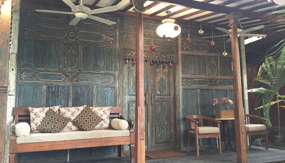 Villa Kampung Kecil Bali - standar