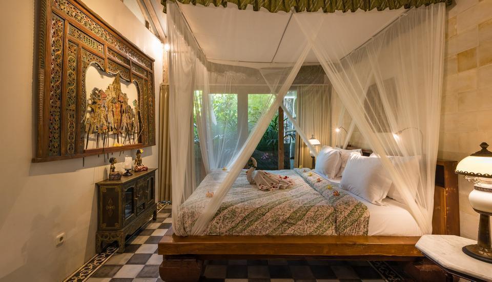 Villa Kampung Kecil Bali - Deluxe 1 bedroom Suite - Room Only  - VILLA YOGYA Pegipegi Promo Long Weekend