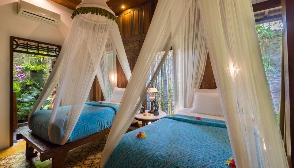 Villa Kampung Kecil Bali - Two Bedroom Villa ( Purwodadi )