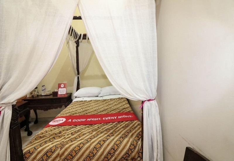 NIDA Rooms Padma 23 Monjali Jogja - Kamar tamu