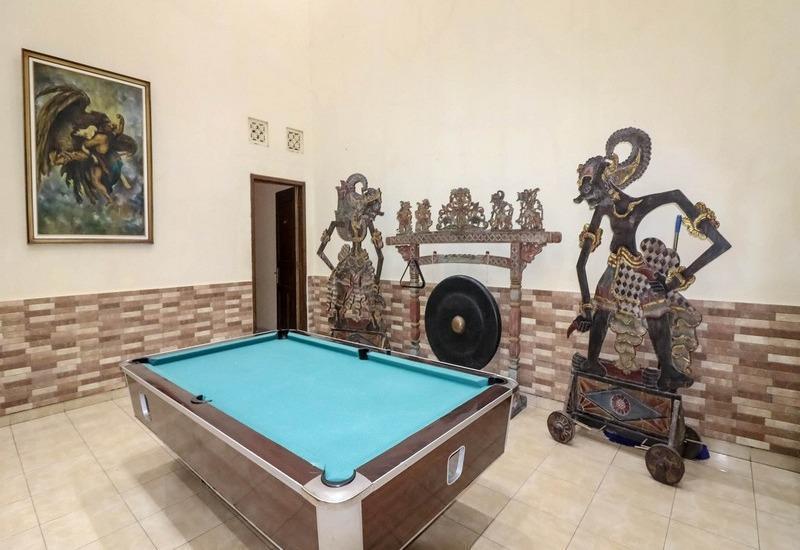 NIDA Rooms Padma 23 Monjali Jogja - Pusat Biliar