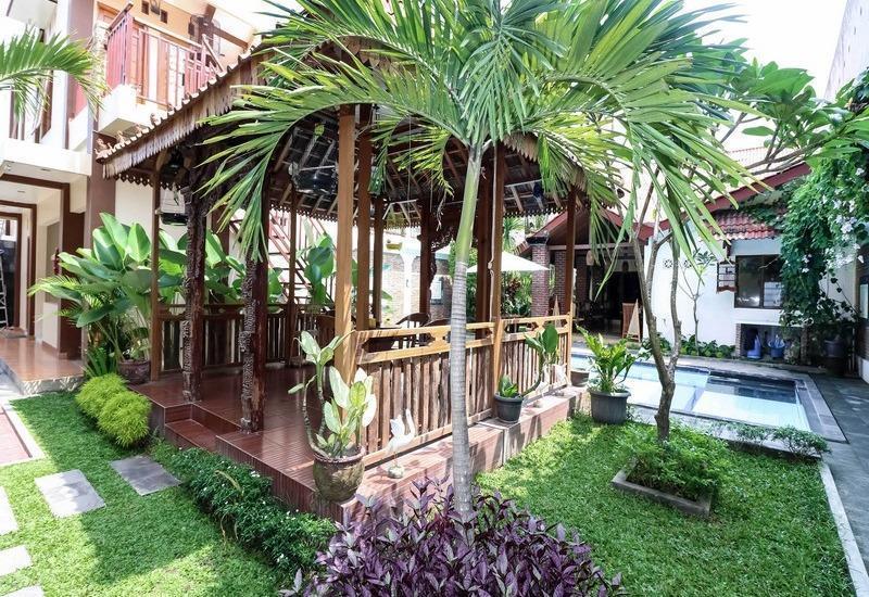 NIDA Rooms Padma 23 Monjali Jogja - Pemandangan Area