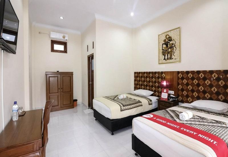 NIDA Rooms Padma 23 Monjali Jogja - Double Room Double Occupancy Regular Plan